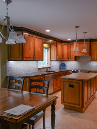 kitchen design and kitchen remodeling